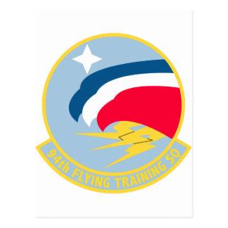94th Flying Training Squadron Postcard