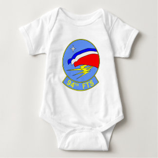 94th FTS Baby Bodysuit