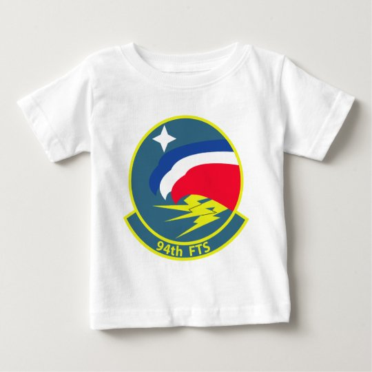 94th FTS - Flying Training Squadron Baby T-Shirt