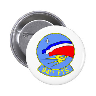 94th FTS Pinback Button