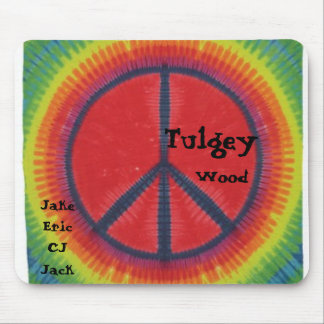 95805, Tulgey, Wood, JakeEricCJJack Mouse Pad