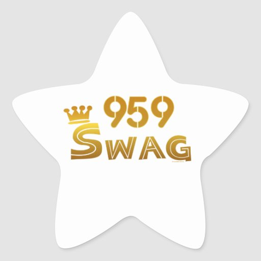 959 Connecticut Swag Stickers