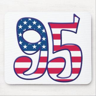 95 Age USA Mouse Pad