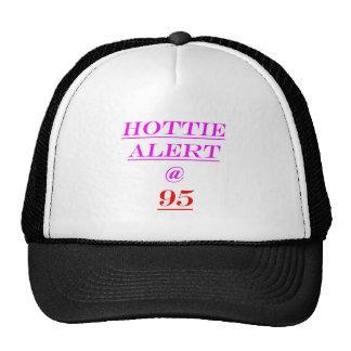 95 Hottie Alert Trucker Hat