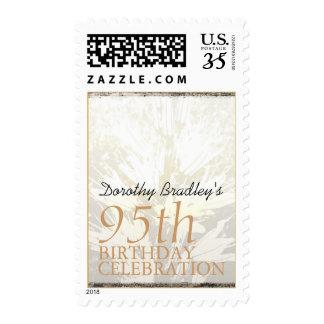 95.o Celebración del cumpleaños - sellos del