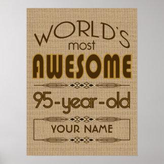 95.o Mundo de la celebración del cumpleaños mejor  Impresiones