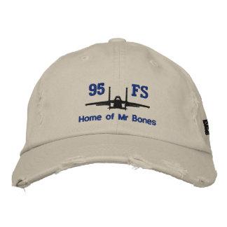 95FS F-15 Golf Hat Baseball Cap