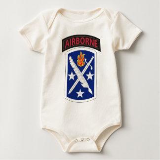 95th Civil Affairs Brigade - Airborne Baby Bodysuit