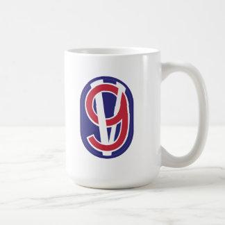 """95th Infantry Division """"Iron Men Of Metz"""" Coffee Mug"""