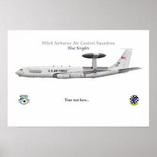 963rd AACS Presento Print