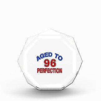 96 Aged To Perfection Acrylic Award