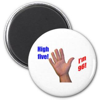 96 High Five! Refrigerator Magnets