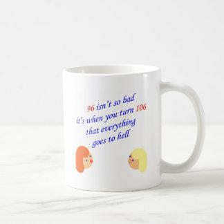 96 no es tan malos taza de café