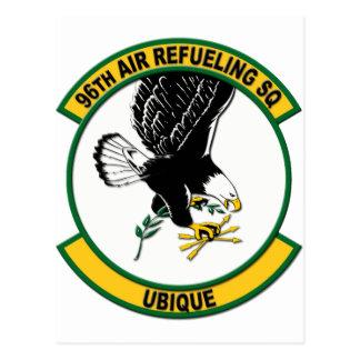 96.o Escuadrilla del reaprovisionamiento del aire Tarjetas Postales