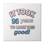 96.os diseños del cumpleaños del año teja