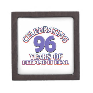 96.os diseños divertidos del cumpleaños cajas de joyas de calidad