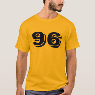 96 t shirt - Class Reunion T Shirt Design Ideas