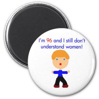 96 understand women fridge magnet