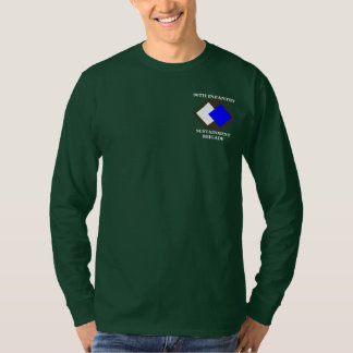 96th Infantry Division/Sustainment Brigade L.S.Tee T Shirt