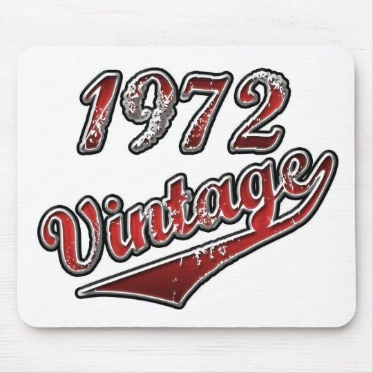 `972 Vintage Mouse Pad
