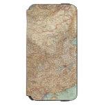 9798 dominio chino, imperio japonés funda billetera para iPhone 6 watson