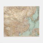9798 dominio chino, imperio japonés manta de forro polar