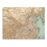 9798 dominio chino, imperio japonés postal