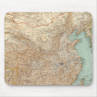 9798 Dominion Chinese, Japanese Empire Mouse Pad