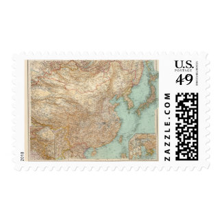 9798 Dominion Chinese, Japanese Empire Postage