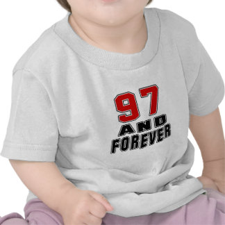 97 birthday designs tshirts