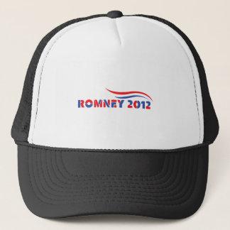 97.ROMNEY-2012 TRUCKER HAT