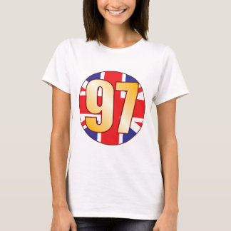 97 UK Gold T-Shirt
