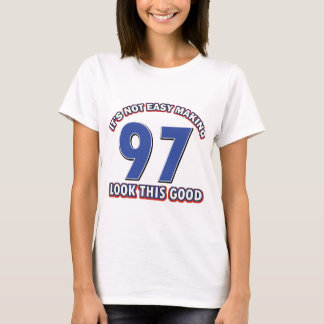 97th birthday designs T-Shirt