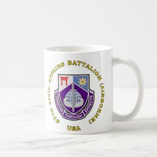 97th Civil Affairs Bn - Airborne Coffee Mug