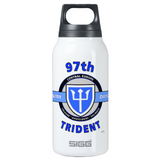 "97TH INFANTRY DIVISION ""TRIDENT"" DIVISION INSULATED WATER BOTTLE"