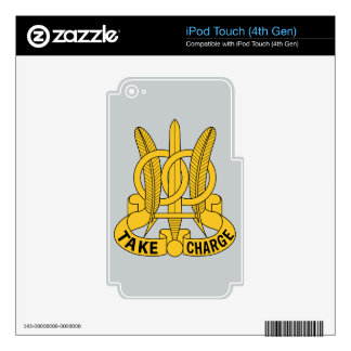 97th Military Police Battalion Skins For iPod Touch 4G