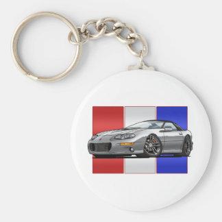 98-02 Camaro Keychain