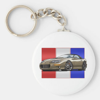 98-02 Camaro Key Chains