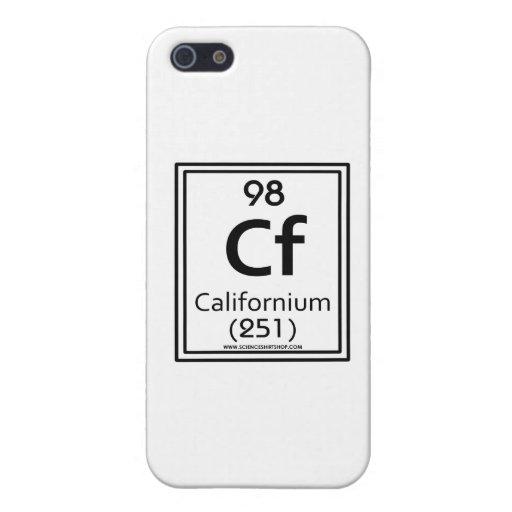 98 Californium iPhone 5 Cover