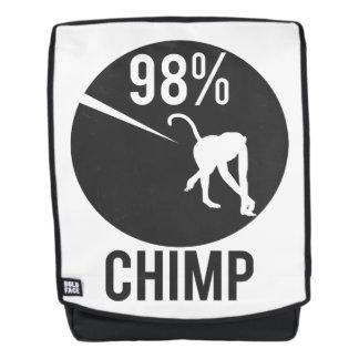 98% chimp backpack