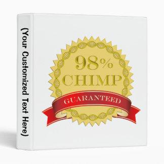 98% Chimp - Guaranteed Vinyl Binders