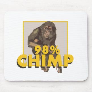 98% Chimp Mouse Pad