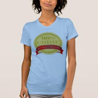 98% Chimp - Naturally Selected T-Shirt