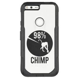 98% chimp OtterBox commuter google pixel XL case