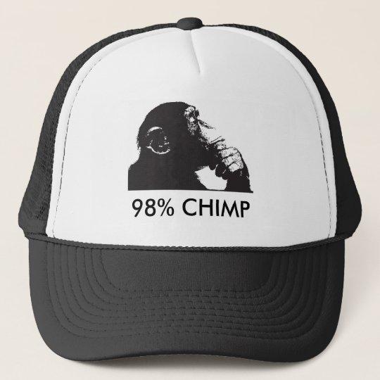 98% CHIMP TRUCKER HAT