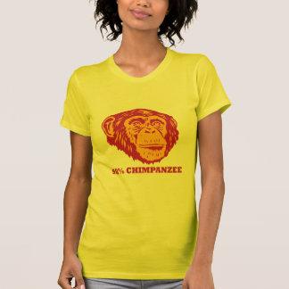 98% Chimpanzee Shirts