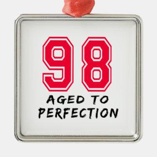 98 envejeció al diseño del cumpleaños de la perfec ornamentos para reyes magos