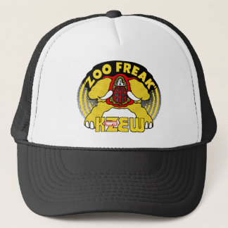 98 KZEW Zoo Freak Trucker Hat