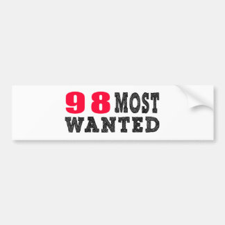 98 most wanted funny birthday designs bumper stickers