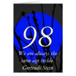 98.o Cumpleaños Felicitaciones